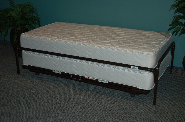 Day beds with pop up trundle - Bed Man Daybeds